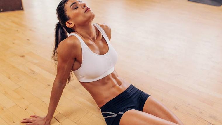 Spalania tkanki tłuszczowej z brzucha